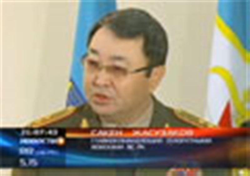 Бороться с религиозным фанатизмом в казахстанской армии будут с помощью марш-бросков, нарядов и караулов