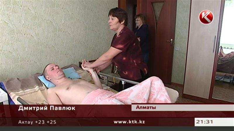 Гонщик-инвалид из Алматы нуждается в помощи