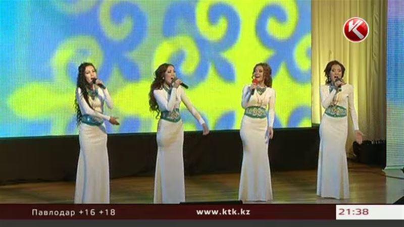 На казахстанской эстраде новенькие  – обладательницы великолепного сопрано