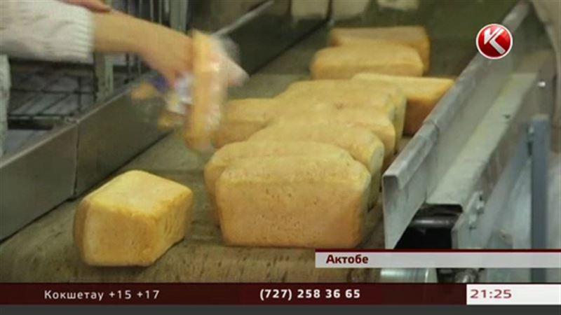 В Актобе подняли цену на хлеб