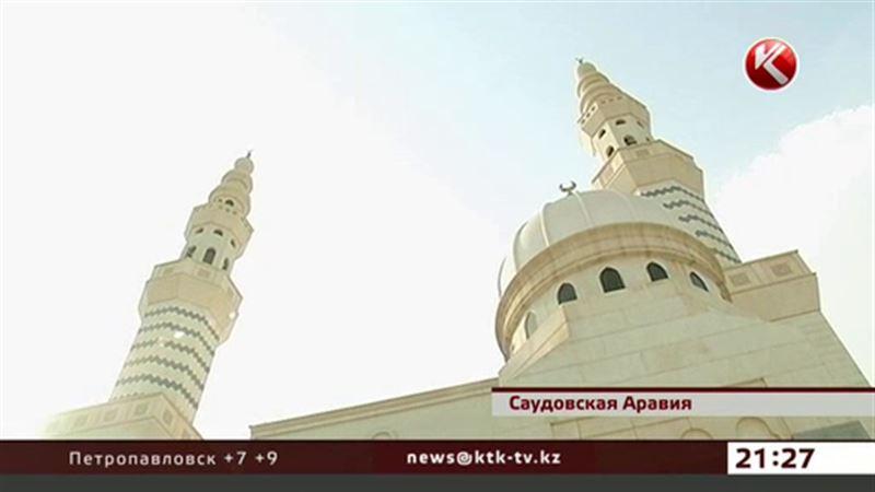 Пять тысяч казахстанцев совершат священный хадж