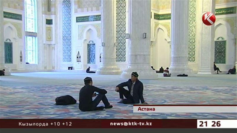 Мусульмане готовятся к Курбан-айту