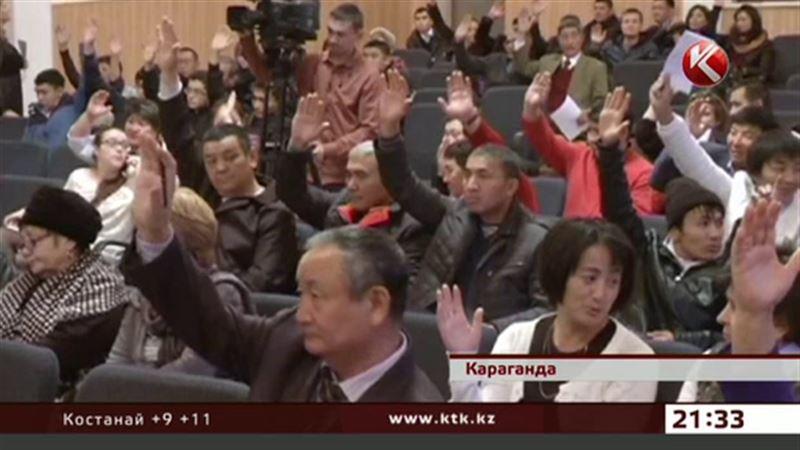В Караганде больше не будет Шахтостроителей, Новосёлов и Архитектурной
