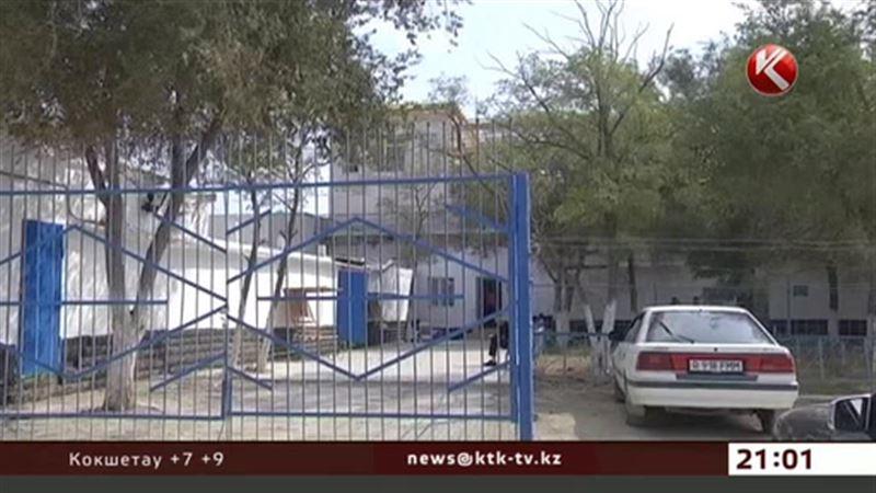 В Актау в карауле тяжело ранен солдат-срочник