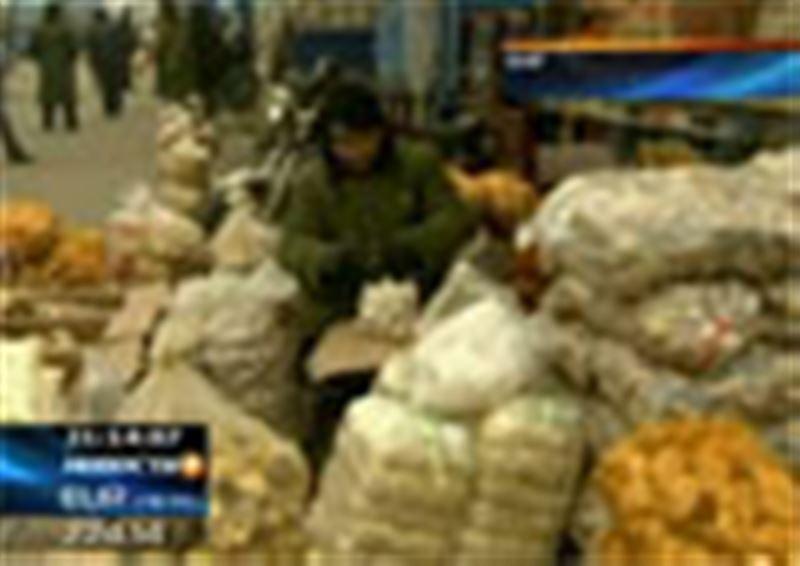 В Китае цены на чеснок увеличились в четыре раза