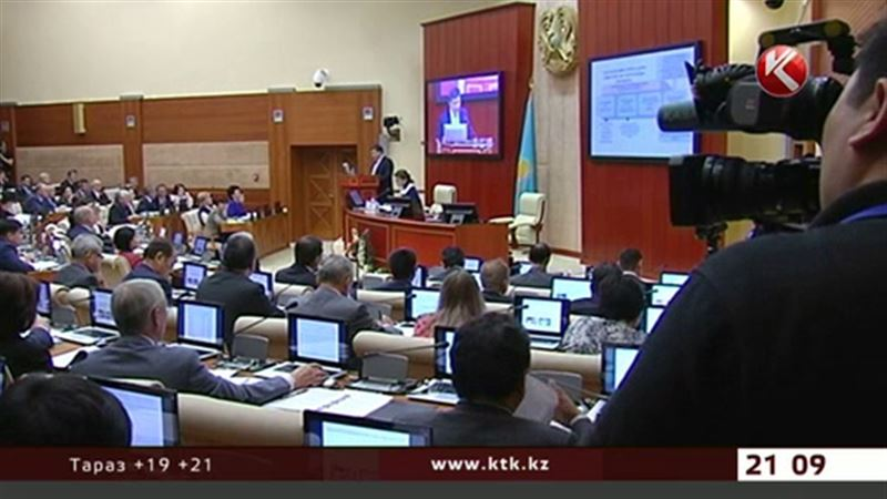 Самым активным депутатом назвали Даригу Назарбаеву