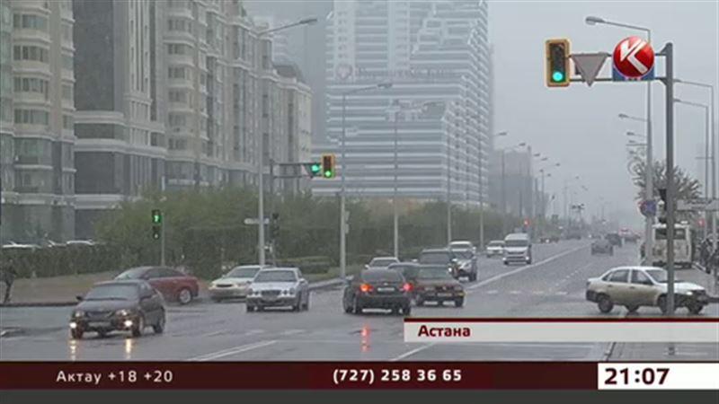 Синоптики рассказали, какой будет зима в Казахстане
