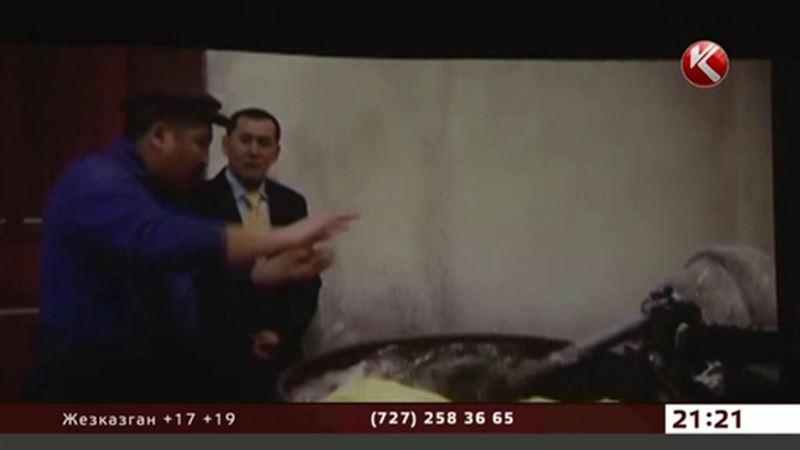 В Казахстане сняли фильм про высшую кару для чиновников
