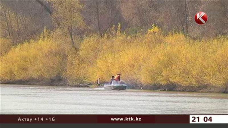 В Уральске нашли дедушку утонувшего мальчика
