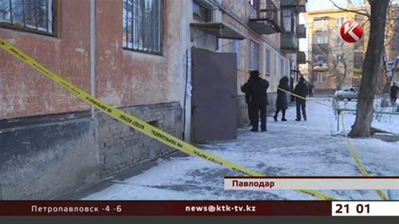 Массовое убийство в одной из квартир Павлодара