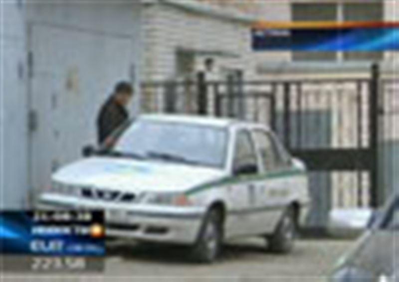 Столичные полицейские задержали подозреваемого в попытке ограбления одного из коммерческих банков Астаны
