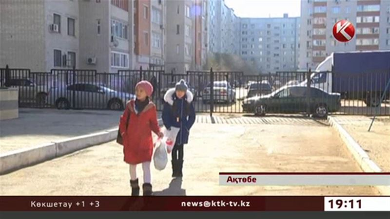 Актюбинцы напуганы: там напали на 9-летнюю девочку
