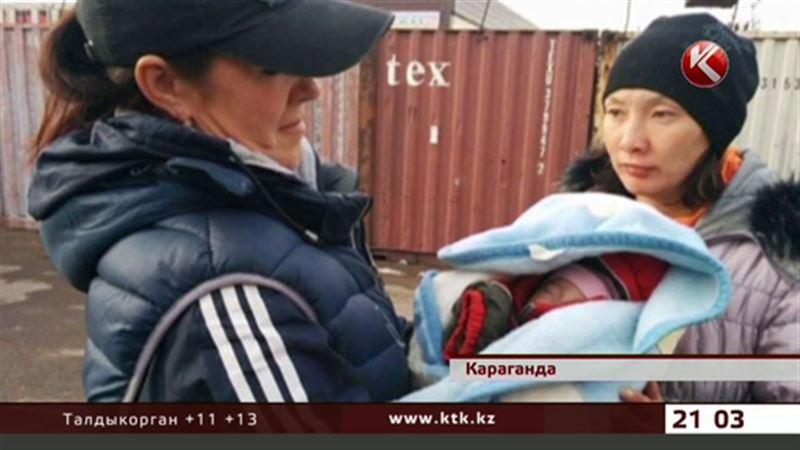 В Караганде продавали младенца за 500 тенге