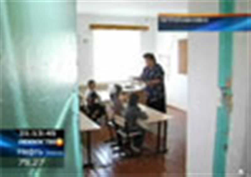 В Северном Казахстане на грани закрытия оказались 50 школ: пожарные считают, что учиться в них опасно для жизни