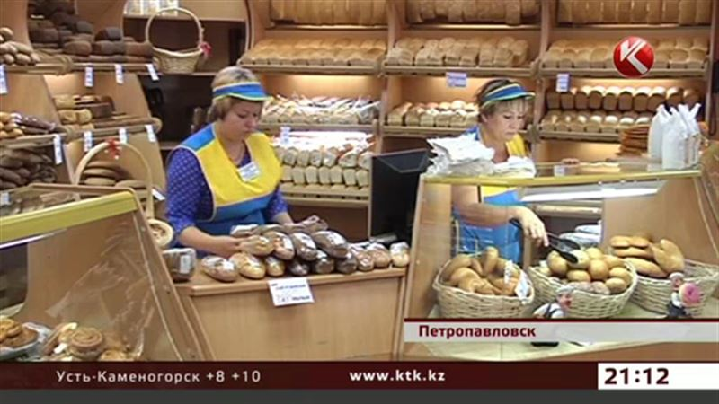 Североказахстанских пекарей просят не поднимать цену на хлеб