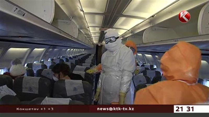 Казахстанские врачи разработали план борьбы с вирусом Эбола