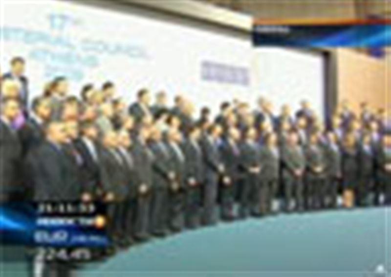В последний день совета министров иностранных дел ОБСЕ в Афинах подводили итоги этой встречи