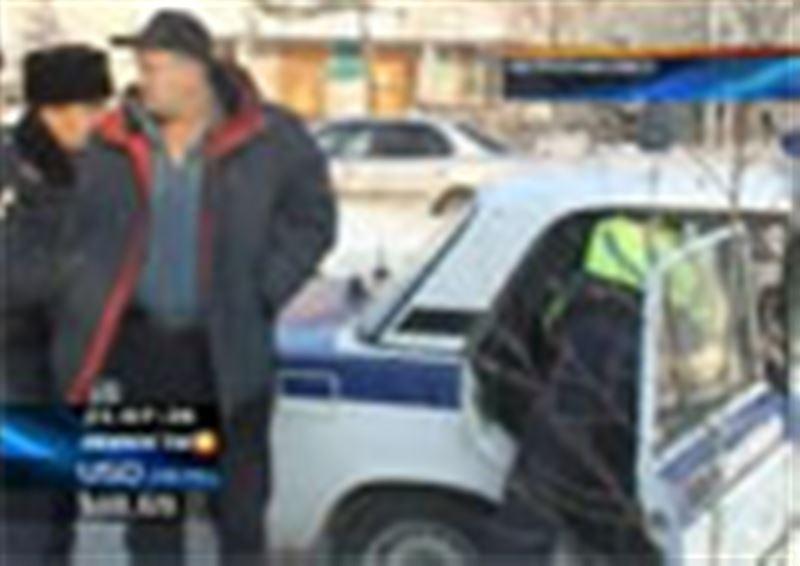 В Петропавловске пьяный водитель переполошил целый микрорайон
