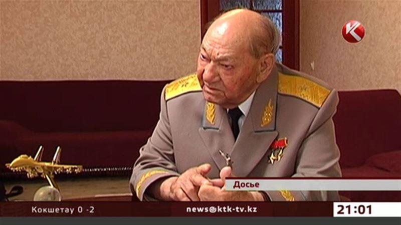 Ушел из жизни дважды Герой Советского Союза Талгат Бегельдинов