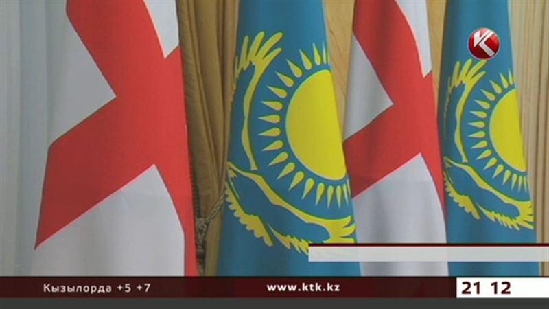 Премьер-министр Грузии решил отдохнуть от кризиса в Казахстане