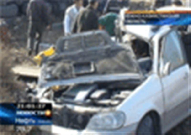 Автокатастрофа в Южном Казахстане: шестеро человек погибли, четверо ранены в результате столкновения грузовика и микроавтобуса