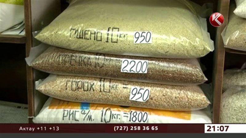 Цены на гречку теперь взлетели в Костанае