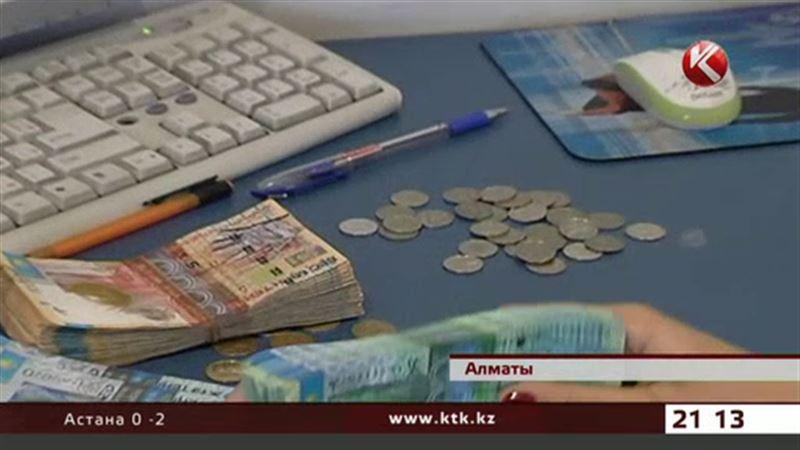 Долг в триллион: алматинцы оформили аномальное количество кредитов