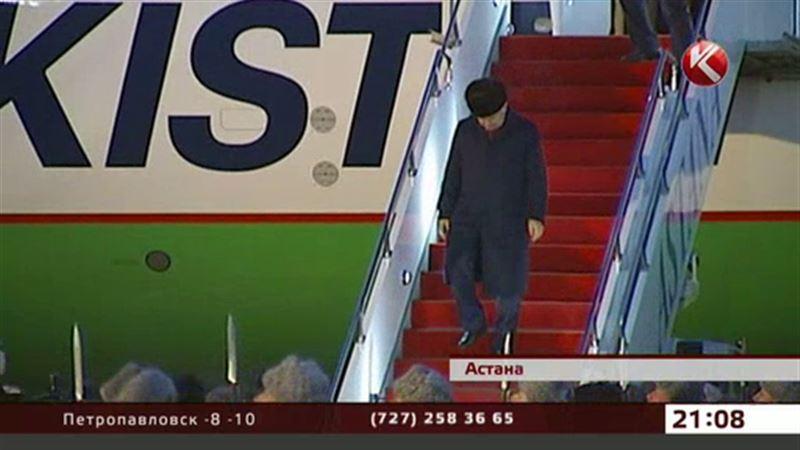 О чем поговорят президенты Казахстана и Узбекистана, пока неизвестно