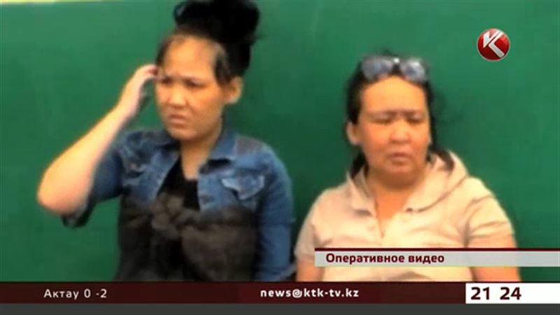 В Актобе посадили мать и бабушку, которые продавали новорожденную девочку