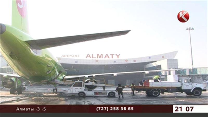 Туман нарушил работу алматинского аэропорта