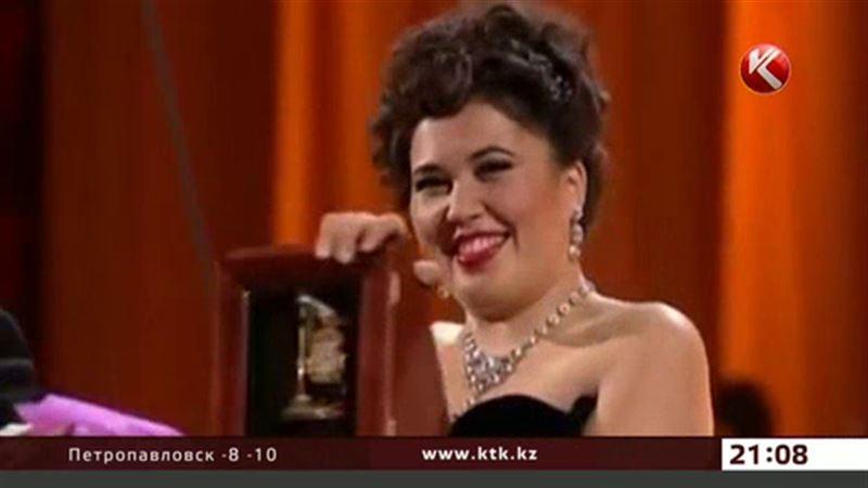 Салтанат Ахметова стала лучшей на московском конкурсе «Большая опера»