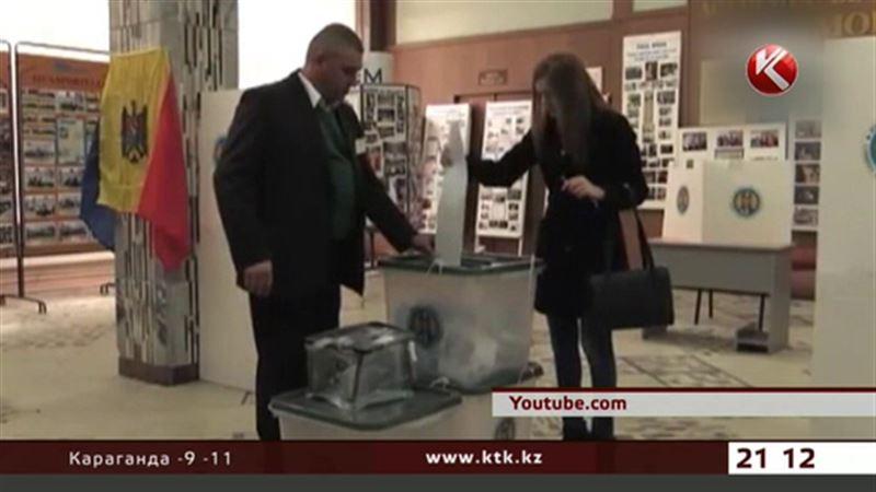 В Молдавии прошли парламентские выборы