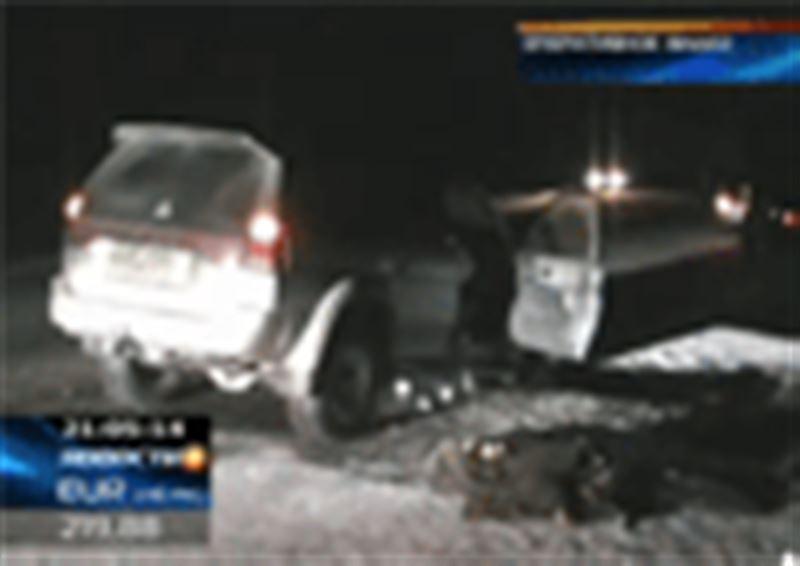 Крупная автокатастрофа в Павлодарской области: погибли 5 человек