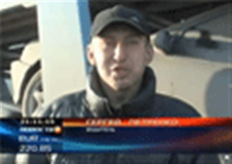 На север Казахстана обрушились холода
