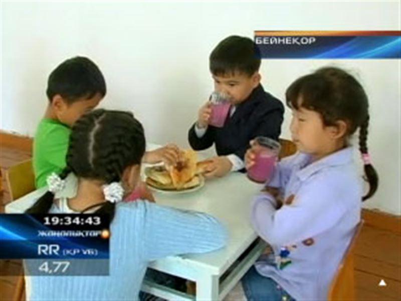 Қазақ тамақтану академиясының мамандары мектеп оқушыларына жаңа ас мәзірін белгіледі