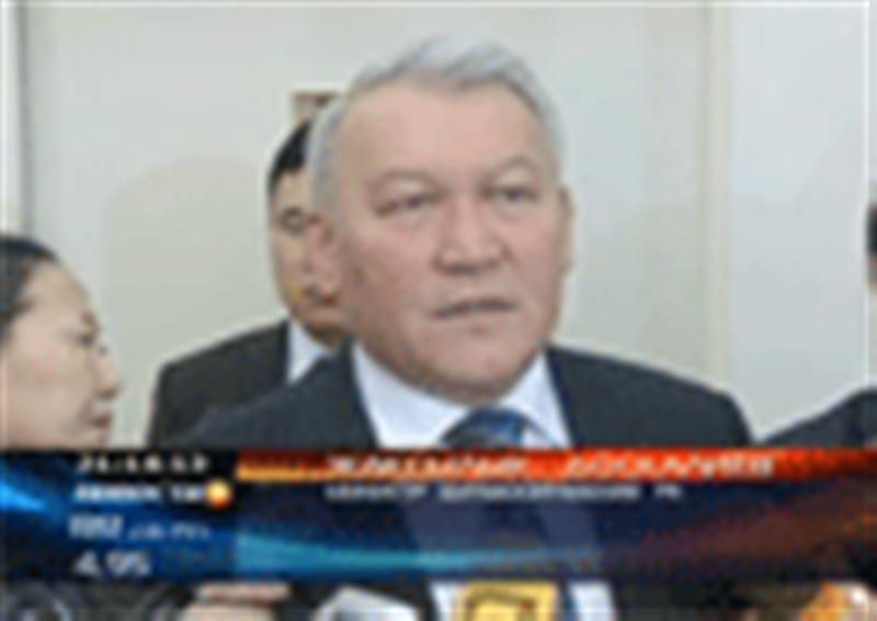 Министр здравоохранения РК: увеличение числа умерших от пневмонии казахстанцев не связано с распространением вируса A/H1N1