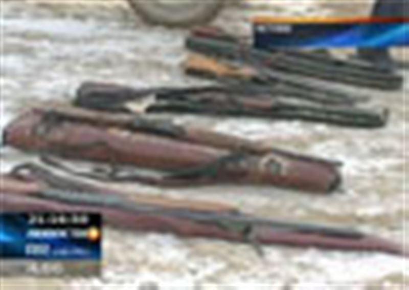 Руководителя актюбинского общества охотников и рыболовов подозревают  в незаконной охоте