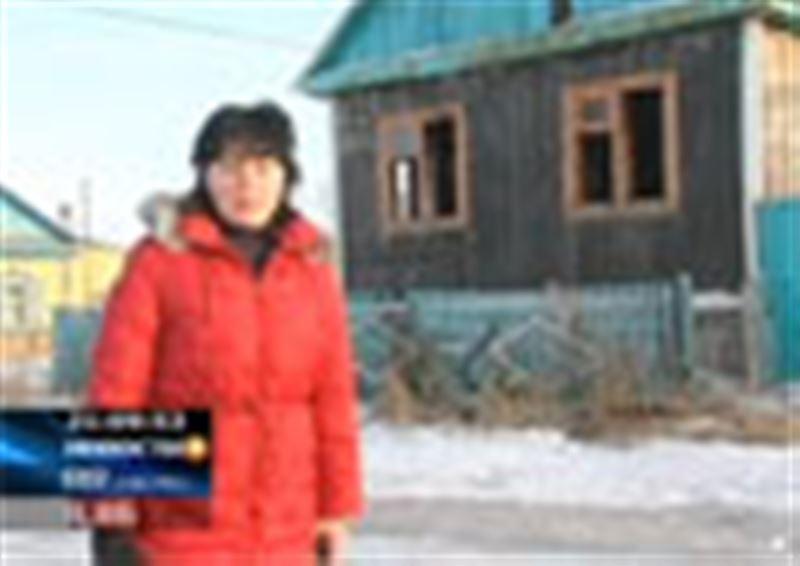 Петропавловск: в огне погибла целая семья, в том числе двое малолетних детей