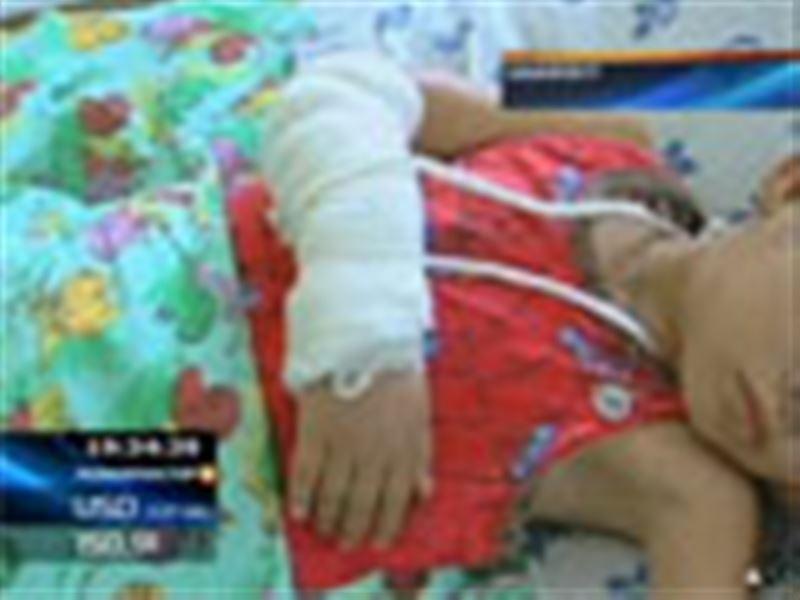 Оңтүстік Қазақстан облысында ВИЧ індетін тәуіпке емдеткен 8 жастағы қыз ауруханаға түсті
