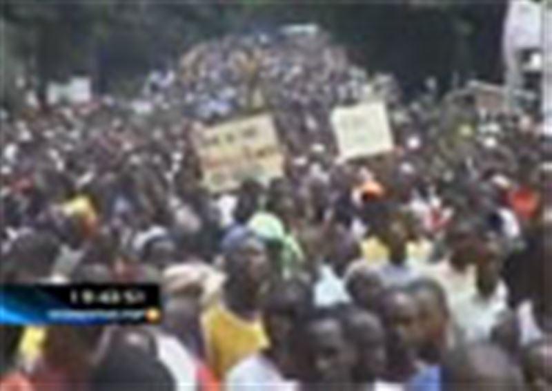 Гвинеядағы шеру барысында 120 адам қаза болды