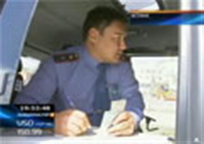 Ішкі істер министрлігі сыбайлас жемқорлықпен күресті үдете түскен Қаржы полициясының кейбір әрекеттеріне риза емес