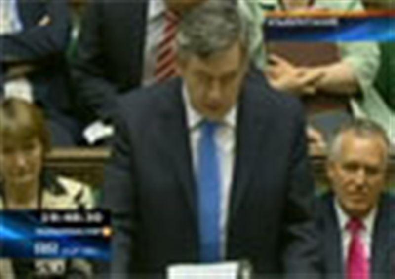 Бүгін Ұлыбритания премьер-министрі Гордон Браун жеке басына жұмсаған үкімет қаржысын кері қайтаратыны жөнінде мәлімдеме жасады