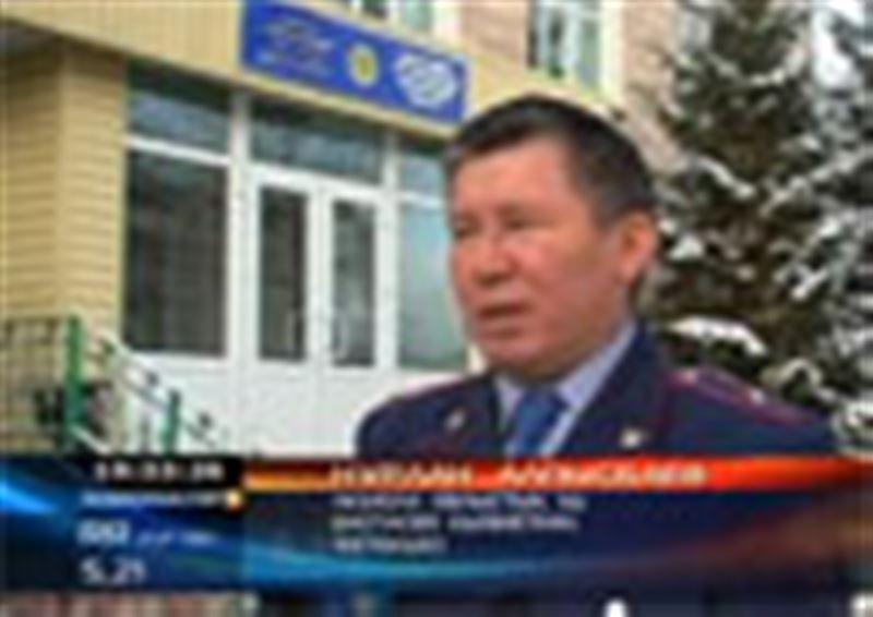 Степногор қаласындағы «Қазақалтын» АҚ-ның көліктеріне қарақшылық шабуыл жасаған 4 азамат қолға түсті