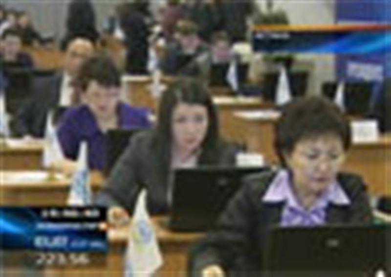 13-қарашада мемлекет басшысы Нұрсұлтан Назарбаев халықпен тікелей эфирде тілдеседі