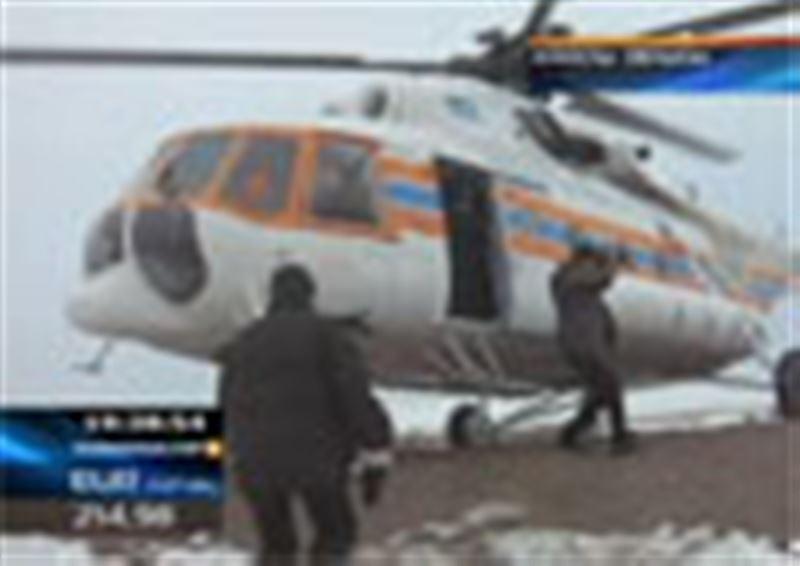 Алматы облысы: түтеген боранда із-түссіз жоғалып кеткен балықшылар іздестіріліп жатыр