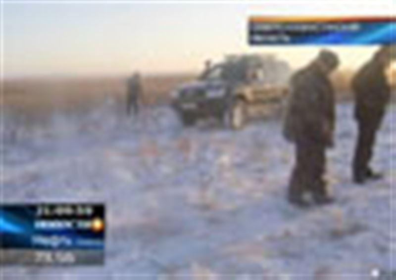 В Северо-Казахстанской области за незаконной охотой застали самих  охотинспекторов