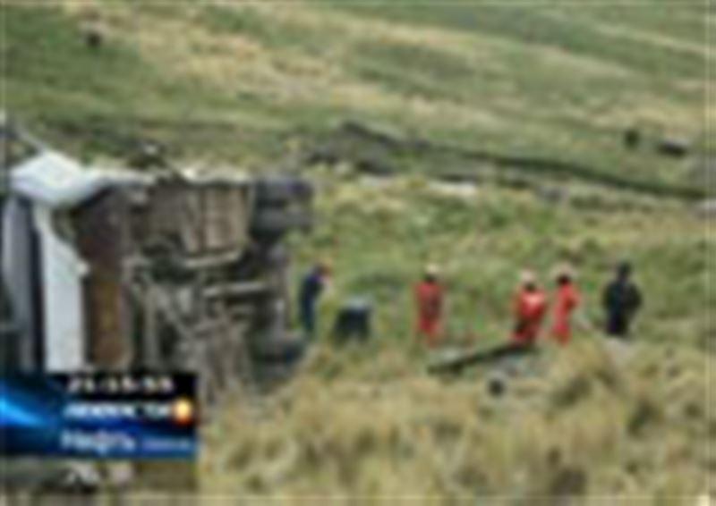 Автокатастрофа в Перу: в пропасть сорвался автобус с пассажирами
