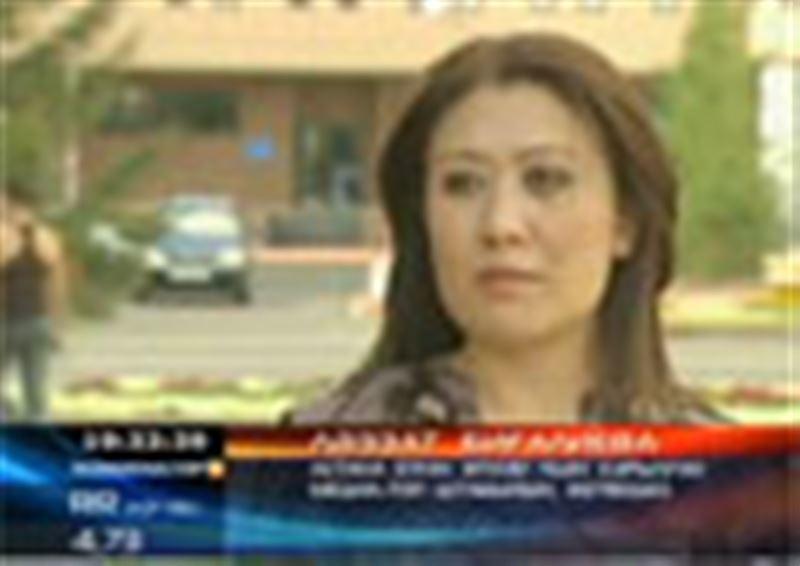 Астана: қала қалдықтардан тазартылуда