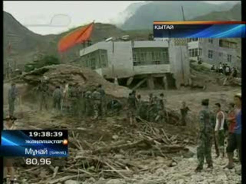 Қытай: солтүстік-шығыстағы лай көшкінінен қаза тапқандар саны 140 адамға жетті