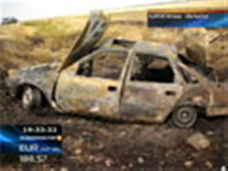 Қарағанды облысында жол апатынан 6 адам опат болды